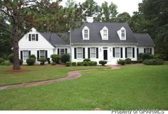 For sale: $329,000. Premium privacy w/views of #2, 7, & 8 golf holes! Room for everyones hobbies in this quality constr, brick Beauty! 5 BR + Office + Bonus/Gameroom! Master suite up or down has sitting rooms/offices/personal retreats. Some remodeling & repl. windows. Large backyard w/detached dbl gar/workshop. Huge Family/Party Room w/stunning fireplace! Beautiful sunroom & 2nd floor balcony.Tons of storage & amenities.