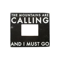 Mountain Call Frame