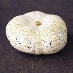 DIY Aspen Pumpkin | Whimseybox