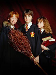 Potter trio