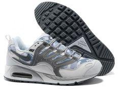 sports shoes 12973 65555 Nike Air Max Humara 3M Reflechissant Blanc Argent Camo €58.66