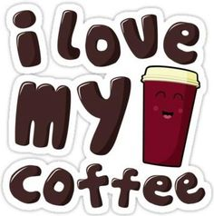 Love my coffee quote via www.Facebook.com/WildWickedWomen