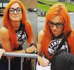 """Becky """"specky"""" Lynch"""