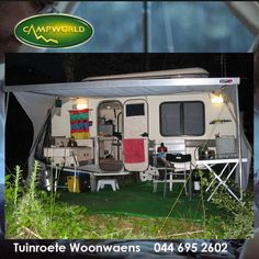 If you feel that a brand new trailer or caravan is out of your price range at the moment, visit us at Tuinroete Woonwaens and we will show you our collection of pre-owned products that are still in great condition. #trailers #travel #outdoorliving