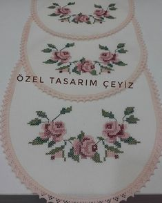 Cross Stitch Alphabet Patterns, Bargello, Chain Stitch, Bed Covers, Table Linens, Elsa, Diy And Crafts, Shabby Chic, Embroidery
