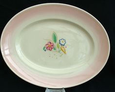 Susi Cooper, We had these plates when I was a child.