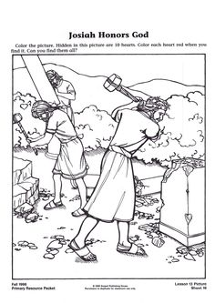 1000 ideas about king josiah on pinterest bible lessons for King josiah coloring page