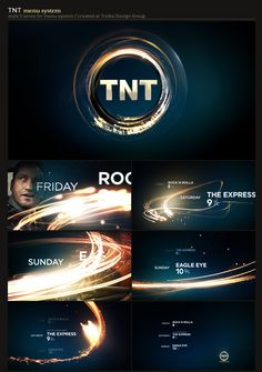 TNT Boards by Brad Mitchell