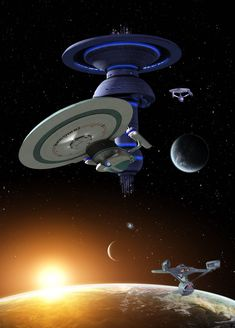 Science Fiction Art, Science Art, Nave Enterprise, Star Trek Wallpaper, Star Trek Cosplay, Star Trek Images, Star Trek Original Series, Star Trek Characters, Space Fantasy