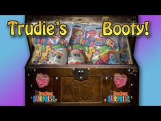 My Little Pony Wave 9 and Kinder Surprise Eggs! Trudie's Booty! - YouTube