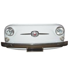 Front Snout Fiat 500 Car, 1960s, Italy | From a unique collection of antique and modern historical memorabilia at https://www.1stdibs.com/furniture/more-furniture-collectibles/historical-memorabilia/