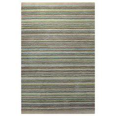 esprit - samba stripes green / blue image 1