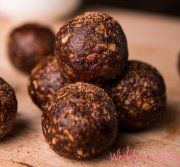 Tim Tam Bliss Balls. Crunch. Caramel. Chocolate. Simple and delicious! Free from gluten, grains, dairy, egg and refined sugar. Enjoy.