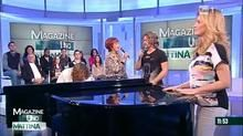 Valerio Scanu @ Unomattina Magazine 12.02.2014 - Video Dailymotion