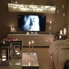 50+ Amazing TV Table Design Furniture Ideas_47