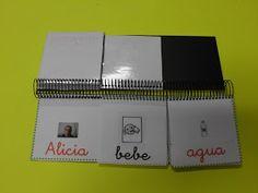 Esta libreta de lectura es un material elaborado por mi compañera Alicia Rojo García , maestra de Pedagogía Terapeúticaen el cole donde est...