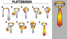 Nudo de Corbata PLattsburgh