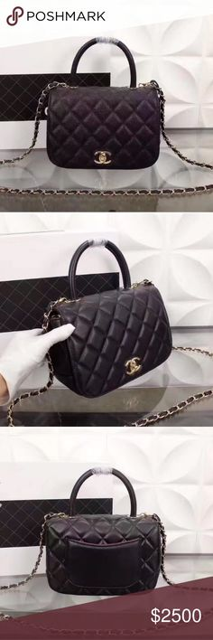 Chanel Bag AUTHENTIC ! used 2x. Perfect condition! No signs of wear at all! Includes all original pieces. Any questions, comment below. Willing to go WAY cheaper on 🅿️🅿️. Happy poshing. 🙃 CHANEL Bags Crossbody Bags