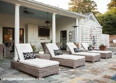 Chaise Lounges Jensen Ipe And Argento Outdoor Furniture