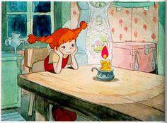 Pippi Longstocking ♥