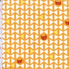 Catnap by Lizzy House for Andover ~ A fun modern collection! Follow this pin to see the entire collection at the Fabric Shack!