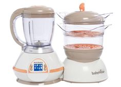 Nutribaby taupe / abricot Babymoov