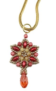 Deb Roberti's Petites Fleurs Bracelet, Earrings & Pendant