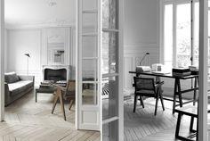 paris apartment + nicolas schuybroek