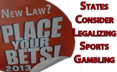 Growing Number of States Consider #Legalizing #Sports #Gambling