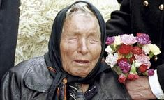 Baba Vanga is a Bulgarian mystic who passed at the age of 85 in She made some very accurate predictions that have already come to pass. Horror, Salvia, Bulgarian, Animals And Pets, Besties, Decir No, Mystic, Mens Sunglasses, End Of The World