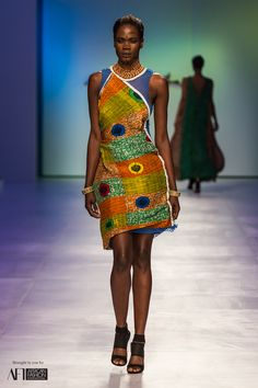 Marianne Fassler at MBFWCT - 2015 African Style, African Fashion, African Textiles, African Print Dresses, Draping, Textile Design, Fashion Prints, World Of Fashion, Fashion Accessories