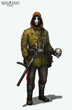 Human Pirate Operative  Starfinder RPG Pact Worlds art
