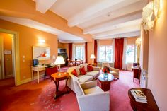 Luxury Mozart Suite at Aria Hotel Aria Rooms, Czech Republic, Luxury