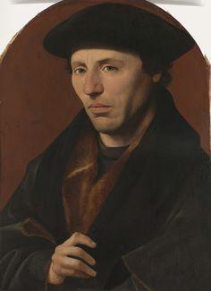 Portrait d'un homme, 1529 Jan van Scorel