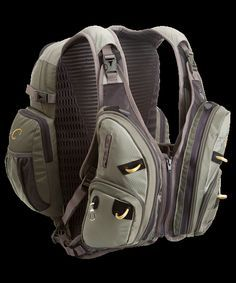 The William Joseph® Exodus is the best way possible to combine the storage and load carrying capabilities of a back pack with the organization possibilities of a vest.