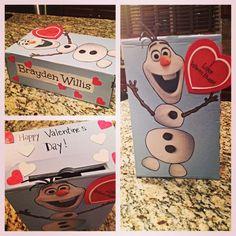 Olaf Valentine Box