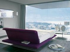LET YOURSELF BE INSPIRED PRIVATE VIEW_SIENA BED DESIGN NAOTO FUKASAWA  #BEBITALIA #BEBHOME #NAOTOFUKASAWA