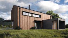 Villa Cedar by DomusGaia