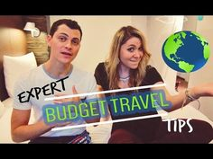 EXPERT BUDGET TRAVEL TIPS || w/ Nomadic Matt - YouTube