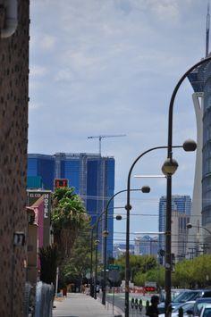 Downtown Las Vegas re-vitalization project