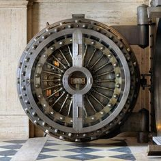 Back in June last year, we gave you a sneak peak into an incredible hotel opening in the old Midland Bank building called The Ned, while it was under constructi London Tours, London City, Nomad New York, Bridgewater House, Midland Bank, Gothic Buildings, Gothic Architecture, Ancient Architecture, Safe Vault