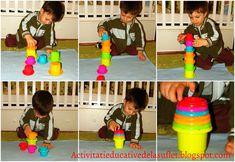 Activitati educative de la suflet la suflet: Dezvoltarea motricitatii fine pentru varsta 1 - 2 ani - idei de jocuri si activitati Montessori, Bebe