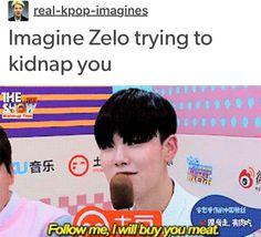 Bap funny Zelo kpop