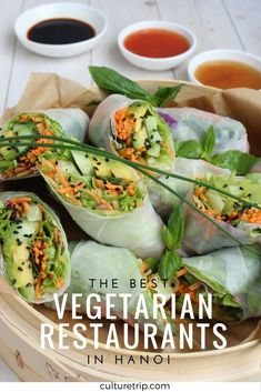 The Best Vegetarian Restaurants In Hanoi, Vietnam