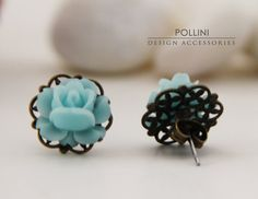 I don't usually like these rose earrings a whole lot, but i do really like these with the backing
