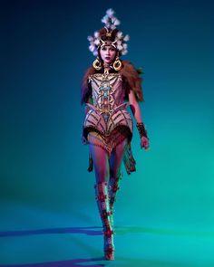 Bunga Jelitha Ibrani, Indonesia's Miss Universe 2017 contender