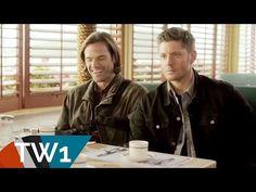 Supernatural Season 10 Gag Reel - YouTube watch this so funny