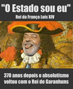 """Post  #FALASÉRIO!  : """"O Brasil Maravilha usa um fraque puído nos fundil..."""