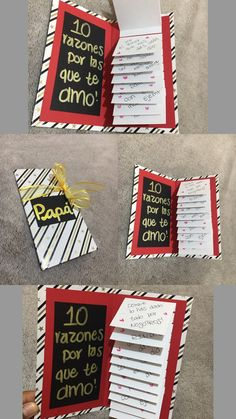 Diy Birthday Gifts For Dad, Birthday Diy, Birthday Cards, 20th Birthday, Fathers Day Crafts, Happy Fathers Day, Love Gifts, Diy Gifts, Dad Day