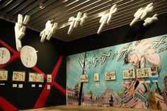 """ジョジョ荒木飛呂彦らも参加、世界的漫画家たちが奇想天外な""""ルーヴル美術館""""を表現。その全貌と見どころを公開"""